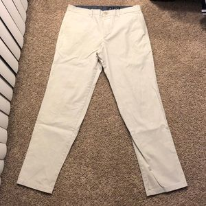 Gap Straight Fit Stone Chinos